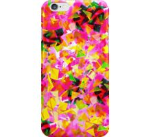 Confetti Explosion iPhone Case/Skin