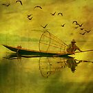 Fishing by Nathalie Chaput