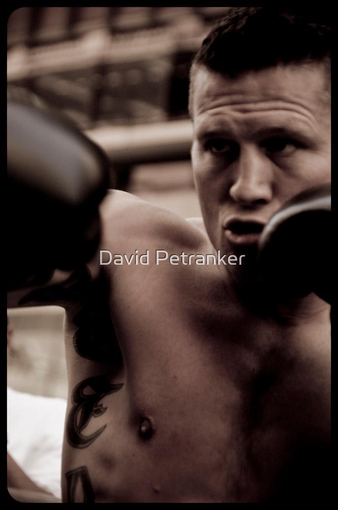 Danny Green by David Petranker