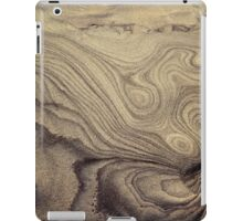 Marbled sand iPad Case/Skin