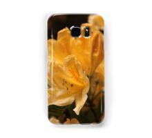 Rhododendron flowers Samsung Galaxy Case/Skin
