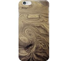 Marbled sand iPhone Case/Skin