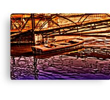 River Of Sadness Fine Art Print Canvas Print