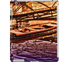 River Of Sadness Fine Art Print iPad Case/Skin