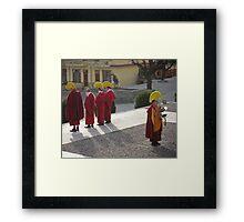 .19 Framed Print