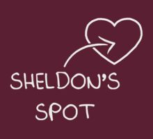 Sheldon's Spot by cattocc