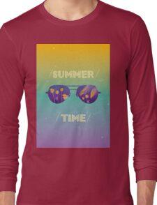 Summer time Long Sleeve T-Shirt