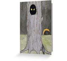 The Last Great Tree Greeting Card