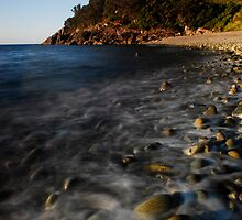 Summers day at Fantail Bay by Paul Mercer