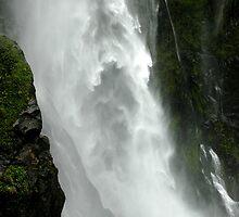 Sounding Falls by AnaBrun