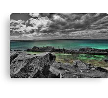 Dance Above the Tide Canvas Print