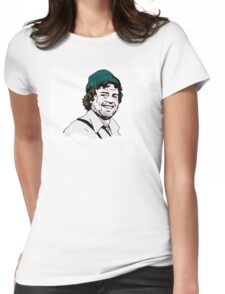 Benny Hawkins. Womens Fitted T-Shirt