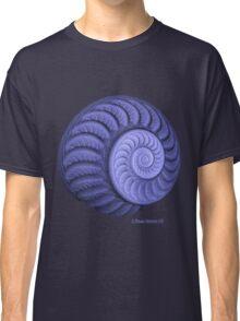 The Purple Spiral Tee Classic T-Shirt