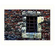 The Punishment Room Fortress Kalemegdan Fine Art Print Art Print