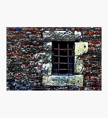 The Punishment Room Fortress Kalemegdan Fine Art Print Photographic Print