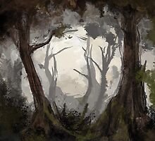 Forest for the Trees by nacwilson