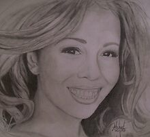 Mariah Carey by MichaelT