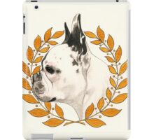 French Bulldog - @french_alice iPad Case/Skin