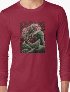 Murder in the Mesozoic Long Sleeve T-Shirt