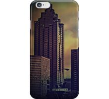 the colors of the darkening sky iPhone Case/Skin