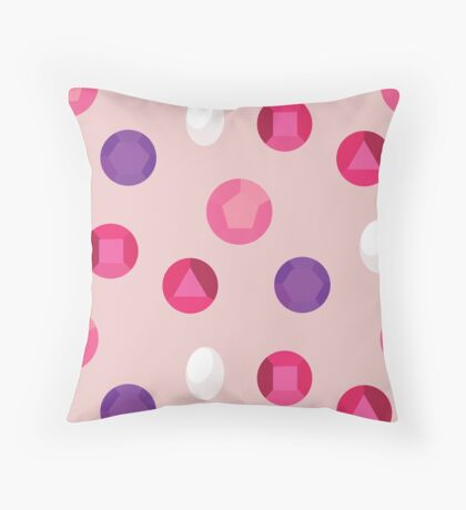 And Steven! Pattern Throw Pillow