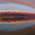 Mono Lake Panorama by Zane Paxton
