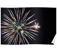 Life is a Firework Poster