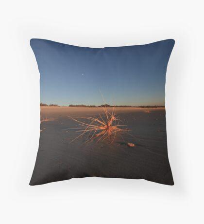 Maroochydore Tumbleweed Throw Pillow