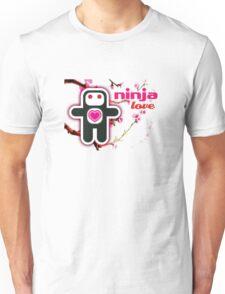 Kidult Ninja Love Unisex T-Shirt