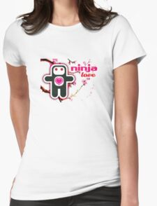 Kidult Ninja Love T-Shirt