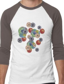 Solar System Men's Baseball ¾ T-Shirt