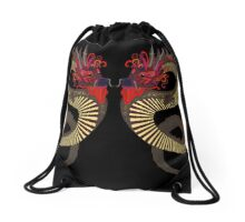 DRAGON INK Drawstring Bag