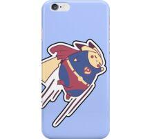 Flying Superpika iPhone Case/Skin