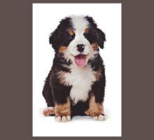 Bern Shepherd Puppy One Piece - Short Sleeve