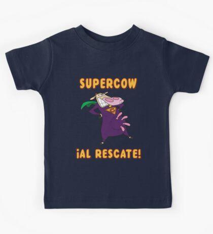SUPERCOW! Kids Tee