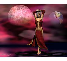 The Mystic's dance Photographic Print