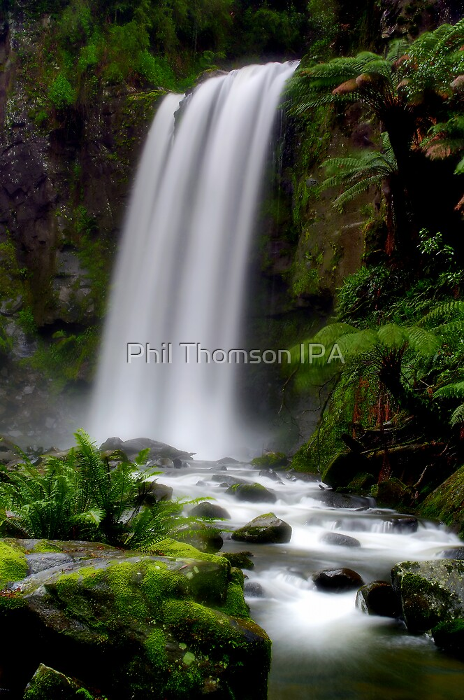 Hopetoun Falls by Phil Thomson IPA