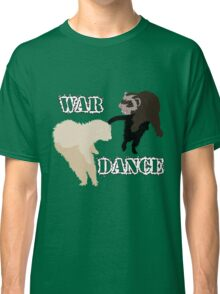 Ferrets War Dance Classic T-Shirt