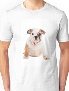 bulldog Puppy Unisex T-Shirt