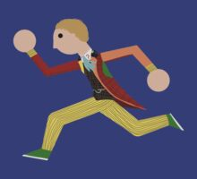 Run, Sixth Doctor, Run! by KristalStittle