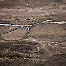 Ngorongoro Crater, Aerial View, 2009 by Sarah Mackie