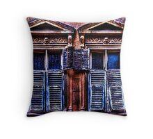 Mystical Windows Fine Art Print Throw Pillow