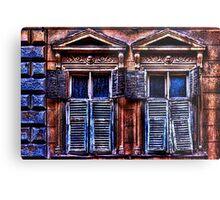 Mystical Windows Fine Art Print Metal Print