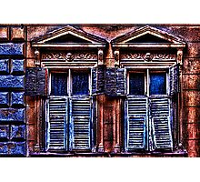 Mystical Windows Fine Art Print Photographic Print