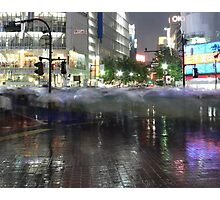 RainyRush Photographic Print