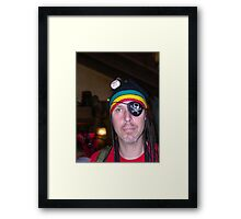 It's A Pirates Life For Me!! Framed Print