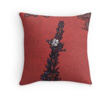 IN BLOSSOM Throw Pillow