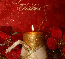 candle light 01 (Christmas card) by 1001cards