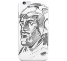 Tony stark iPhone Case/Skin