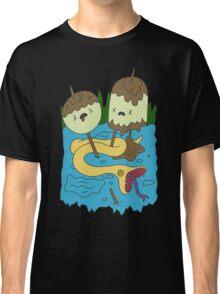 Adventure Time - PB Rock shirt Classic T-Shirt